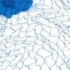Decorative Blue Fishnet 6m x 1.8m (EA)