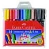 Faber Castell Connector Colouring Art Set Pk 14 Assorted (PK 14)