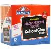 Elmers School Glue Stick Purple 22 G Bx 12 (PK 12)