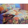 DB Cotton Quilt Cover Set Vibrancy EA