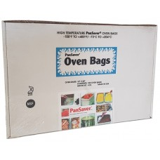 Pansaver Oven Bags Small 500x x430mm Pk 100