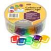 Marbig Hot Clips Asst Colours (PK 60)