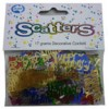 Scatters 'Happy Birthday' Mixed 17g (17g)