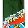 Cello Wrap 625mm x 1m Green (PK 3)