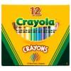 Crayola Crayon Tuck Box Pk 12 (PK 12)