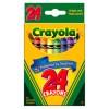Crayola Crayon Tuck Box Pk 24 (PK 24)