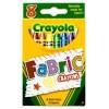 Crayola Fabric Crayons Pk 8 (PK 8)