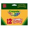 Crayola Jumbo Crayons Pk 12 (PK 12)