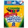 Crayola Broadline Classic Markers PK 8