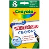 Crayola Washable Whiteboard Crayons Pk 8 (PK 8)
