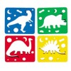 Cookie Cutter Dinosaurs ST 4