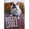 Bully Free Zone Chart 479x338mm EA