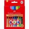 Faber Castell Twist Crayons Assorted PK 10