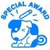 Deskmate Pre Ink Merit Stamps SPECIAL AWARD Blue (EA)