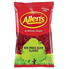 Allens Red Frogs 1300g (PK)