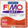 Fimo Staedtler Oven Bake Clay Indian Red 56 Grams 24 (EA)