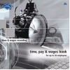 Zion Time Pay and Wages Book Medium EA